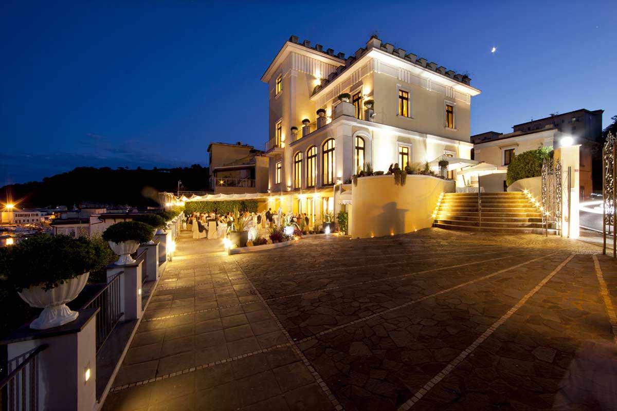 Villa Sabella - La villa