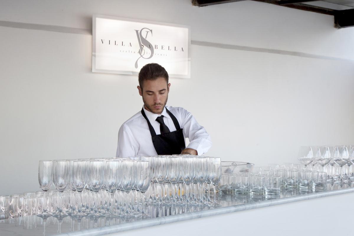Villa Sabella | Il team