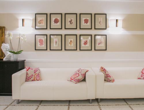 Villa Sabella: i segni distintivi dello stile flegreo