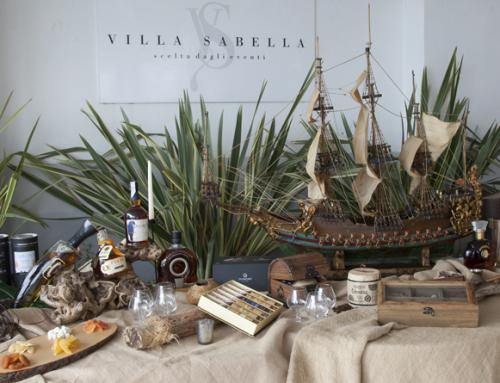 Villa Sabella e il matrimonio tra rum e cioccolato: l'angolo cubano